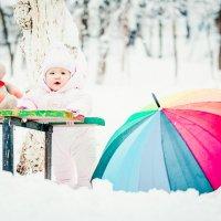 зимняя детская фотосессия :: Hурсултан Ибраимов фотограф