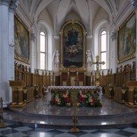 Алтарь Римско-Католического кафедрального Собора, Одесса. :: Вахтанг Хантадзе