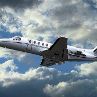 Cessna 550 Citation II :: Александр Георгиевич