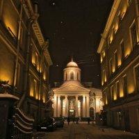 Армянская церковь в Петербурге :: Елена
