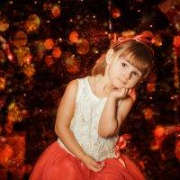 Ой, кто идёт? А, это ты - Новый год!!! :: Oksana Likhadziyeuskaya
