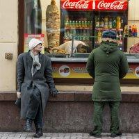 Эй, военный ... :: Александр Степовой