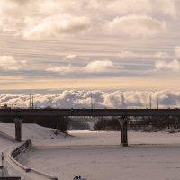 Облачный мост :: Александр Витебский