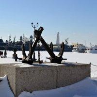 Зима у залива :: Ольга
