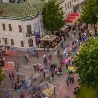 Витебск во время Славянского базара :: Виктор Николаев