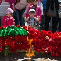 у вечного огня :: Ольга Захарова