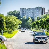 Мой город :: Alexander Antonov
