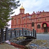 Монастырь :: Сергей Золотухин