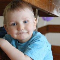 Малыш :: Кристина Пивоварова