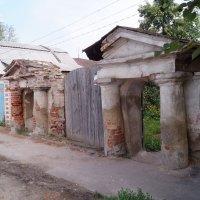 Старые ворота :: Алексей Логинов