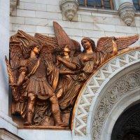 Элемент Храма Христа Спасителя :: Ann Perevoznikova
