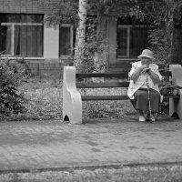 Бабушка... :: Александр Кутненко