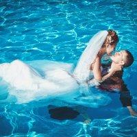Свадебный бассейн :: Андрей Поспелов