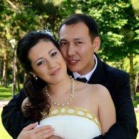 Алмас и Сабира :: Вероника Галтыхина