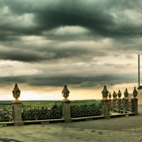 Вид на город. Почаев :: Александр Мирошниченко