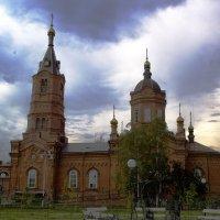 Церковь Александра Невского :: Роман Романов