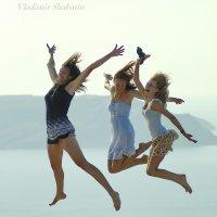Три сестры. :: Владимир Шабатин