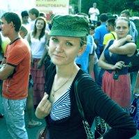 Солдатка :: Юлия Schitova