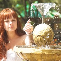 У воды :: Оксана Чаплыгина