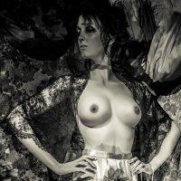 Восковая фигура в Секс Музее :: Svetlana Kas