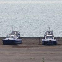 Береговая охрана :: Андрей Lyz