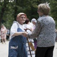 Годы танцам не помеха :: Борис Гольдберг