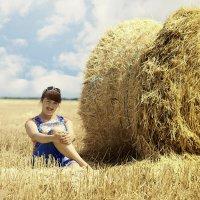 В поле :: Николай Сыс