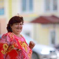 Мадам на просторах благословенной калужской земли :: Alisa Kolesova