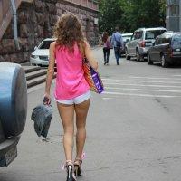 Девушка :: Svetlana Kas