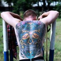 Tattoo :: Алексей Баталов
