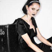 """""""Черная королева белых бриллиантов"""" :: Диана Шендер"""