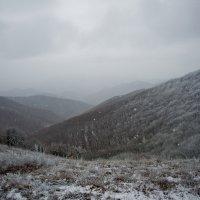 Зима в Крымских горах :: Бруно Преэс