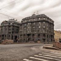 Улицы города Санкт-Петербурга :: Сергей Sahoganin