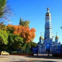 Храм Рождества Богородицы :: Ирина Артемьева