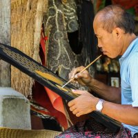 Балийский художник :: Svetlana Kas