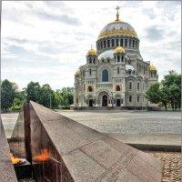 Якорная площадь :: Юрий Кузнецов