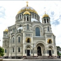 Морской собор Иоанна Кронштадского :: Юрий Кузнецов