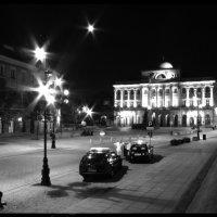 Ночь и такси :: Wik Kor