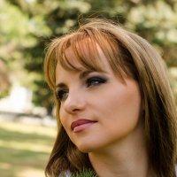 прогулка :: Кристина Малахова