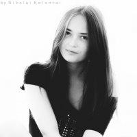 Девушка :: Николай Колонтай