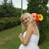 Цветочек :: Алина Троицкая