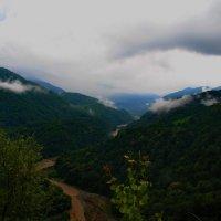 Горы после дождя!!! :: Олег Семенцов