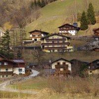Альпийские хутора :: Валерий Струк