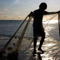 Рыбак :: Svetlana Kas