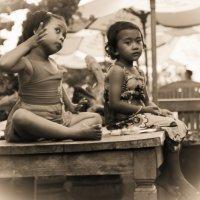 Балийский танец :) :: Svetlana Kas