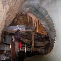 Ледниковая пещера :: Вальтер Дюк