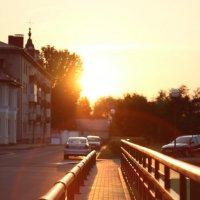 одинокий город :: Ирина Рацкевич