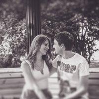 любовь♥ :: Оксана Гордиенко