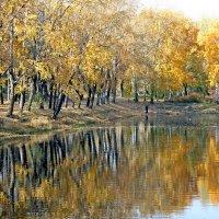 любимое время года... :: Надежда Шемякина