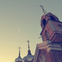 Церковь :: Кристина Алиева
